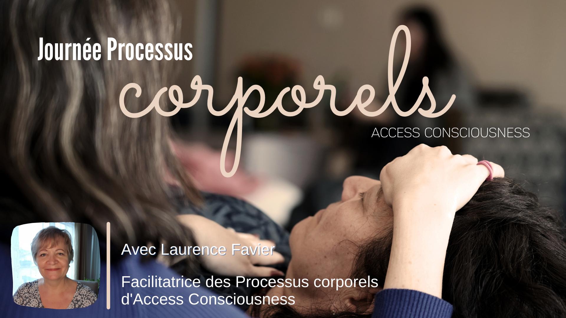 Processus corporels avec Laurence Favier